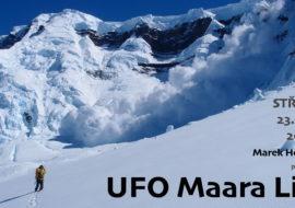 Přednáška 23.10. – UFO Maara life
